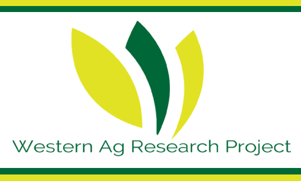 Western Sales Ag Research Project