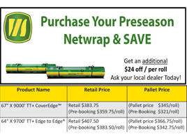 SAVE on Netwrap